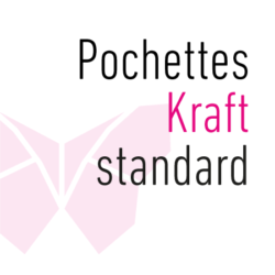Pochettes Kraft Standard