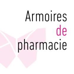 Armoires de pharmacie