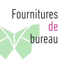 FOURNITURES DE BUREAU