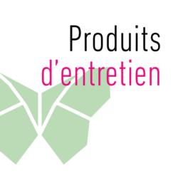 PRODUITS D'ENTRETIEN