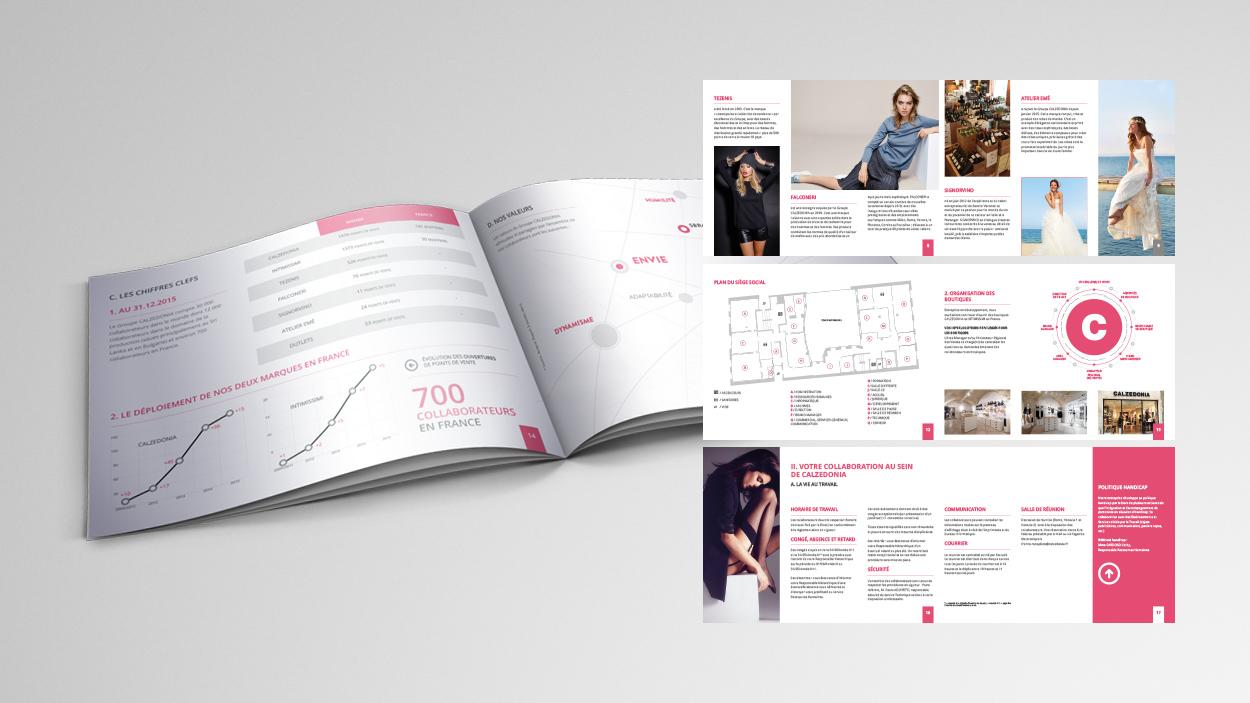 Brochure Calzedonia