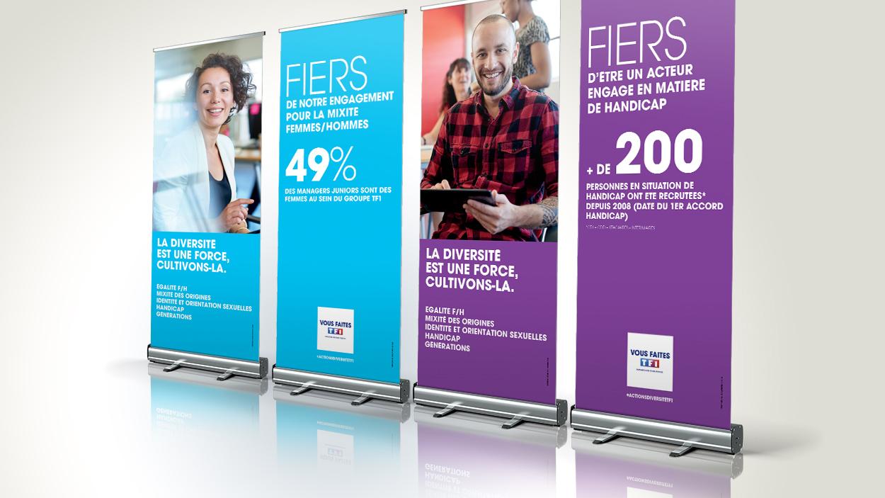 TF1 - Campagne de sensibilisation