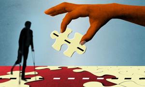 La difficile intégration des handicapés en entreprise