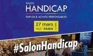 LES PAPILLONS DE JOUR PARTICIPENT A LA 2EME ÉDITION DU SALON HANDICAP EMPLOI & ACHATS RESPONSABLES