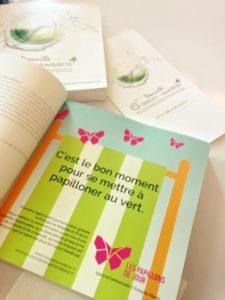 Green AwardsLes Papillons de Jour