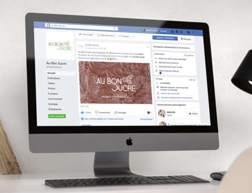 Au Bon Sucre – réseau social