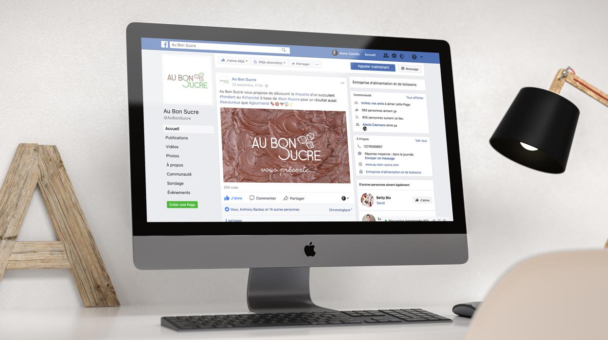 Au Bon Sucre - Facebook