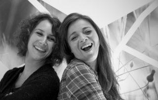 Agnès et Marie - Motion designer-vidéo-script-scénario