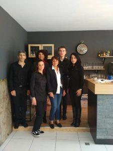 Un grand merci à la « Table de Mina », nouveau restaurant Ajaccio porté par l'Association Avanzemu