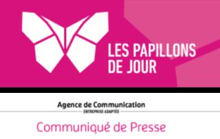 LES PAPILLONS DE JOUR PRÉSENTS AU SALON HANDICAP, EMPLOI ET ACHATS RESPONSABLES