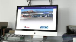 Les Établissements Ferrari - Site Internet