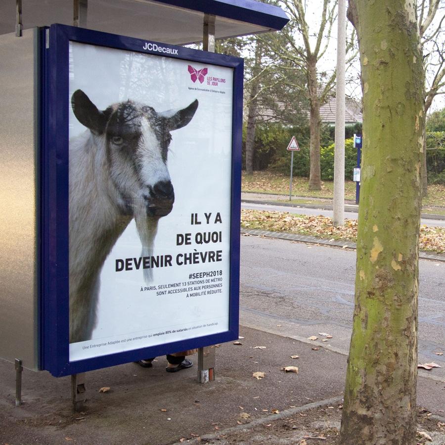 Il y a de quoi devenir chèvreIl y a de quoi devenir chèvre