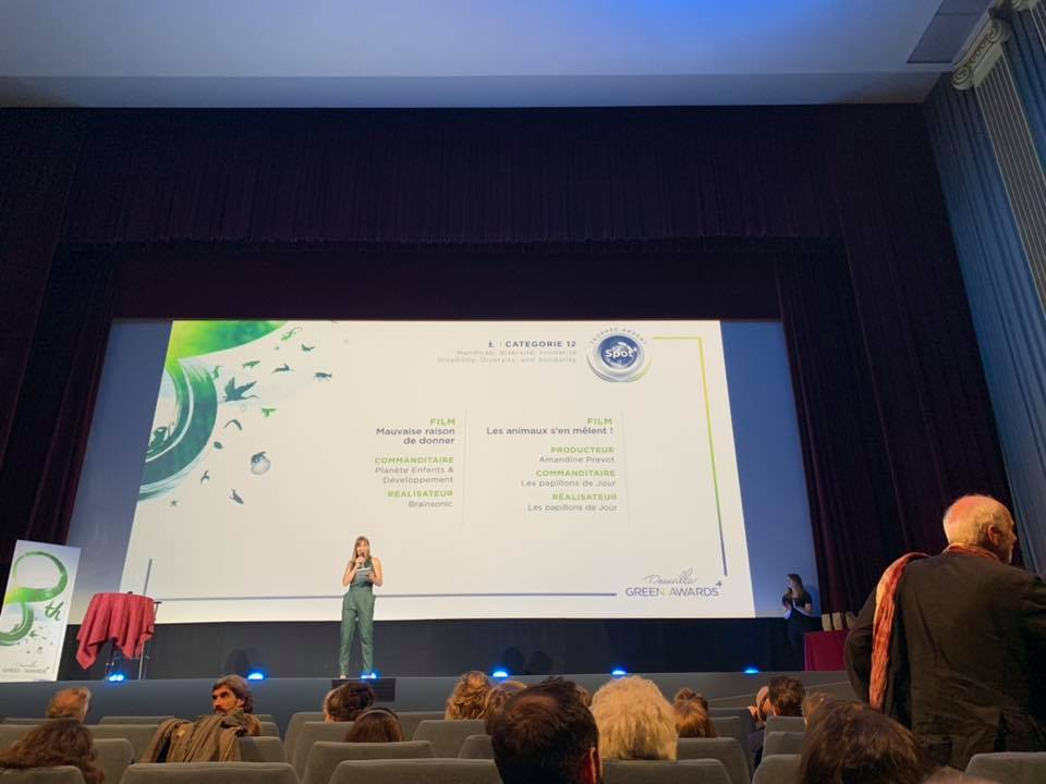 Green Awards - Deauville 2019