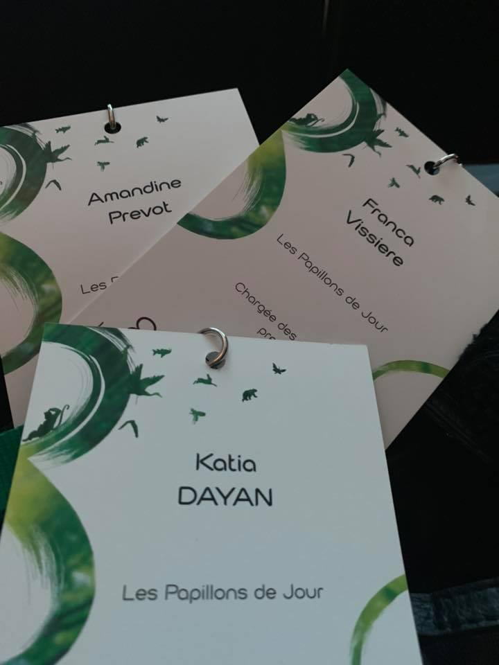 Green Awards - Deauville 2019 - Les Papillons de JourLes Papillons de Jour