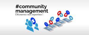 Community management - Découvrez nos expertises
