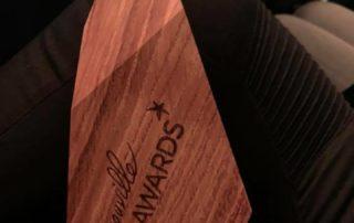 Trophée Green Awards - Deauville 2019Les Papillons de Jour