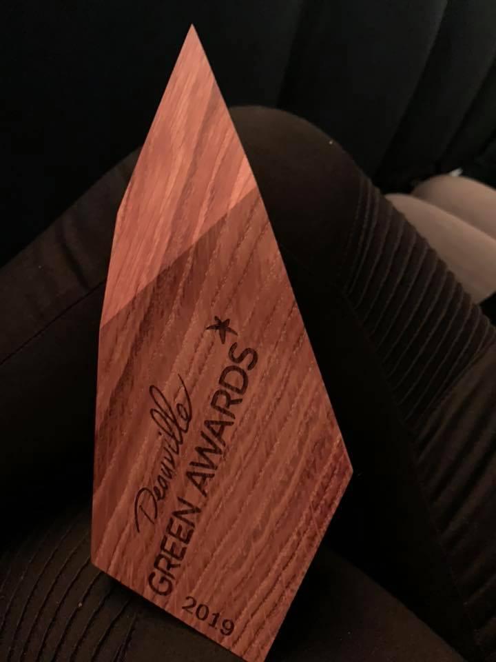 Trophée Green Awards - Deauville 2019