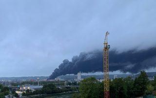 Rouen Lubrizol incendie