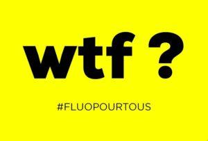 « FLUO POUR TOUS » AVEC LES PAPILLONS DE JOURLes Papillons de Jour