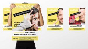 Campagne de sensibilisation pour le Groupe Marie-Claire - Les Papillons de JourLes Papillons de Jour
