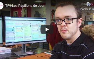 Interview de Jérémy sur TF1