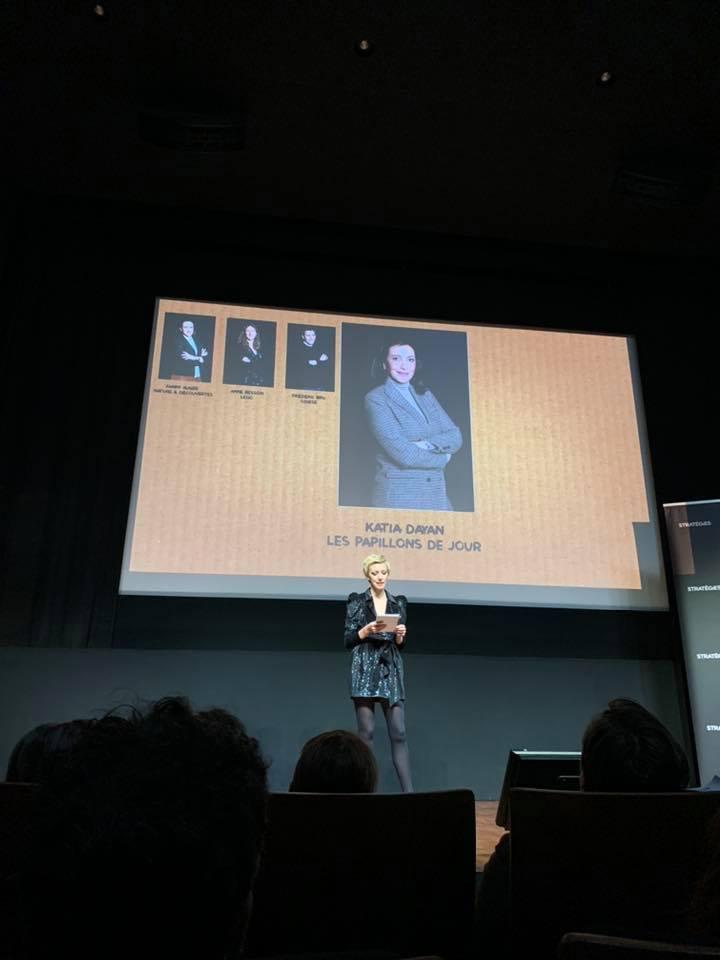 Stratégies - Grand prix stratégies de la communication d'engagement 2020 - Les Papillons de JourLes Papillons de Jour