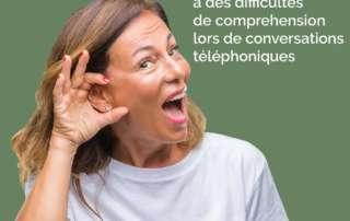 visuel sur la santé auditive