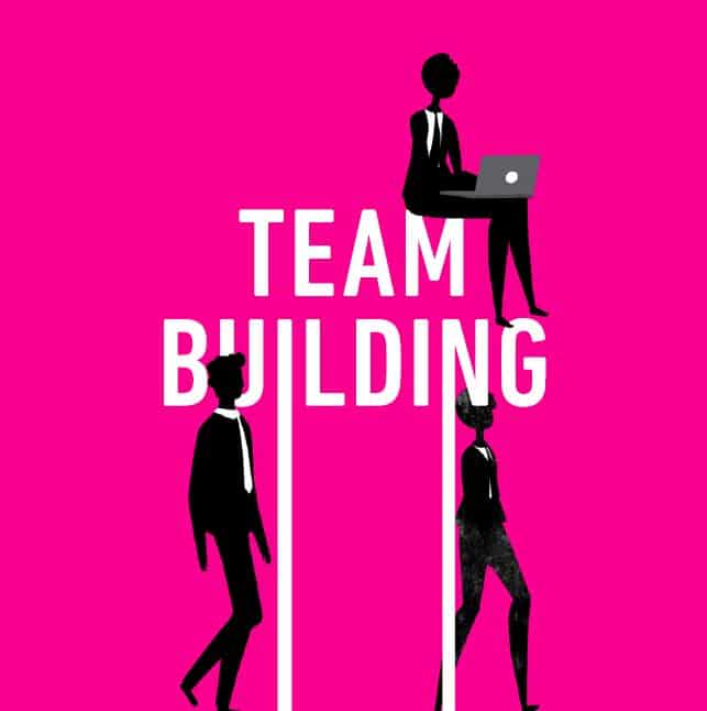 Team BuildingTeam-building-illustration