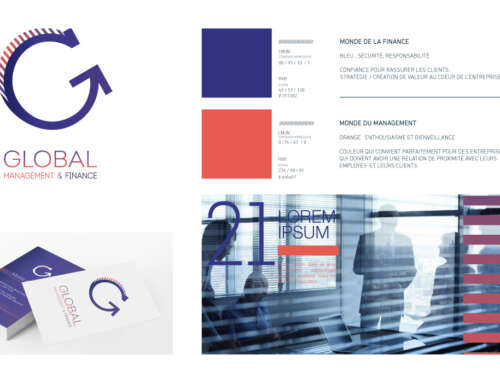 Global Management & Finance – carte de visite